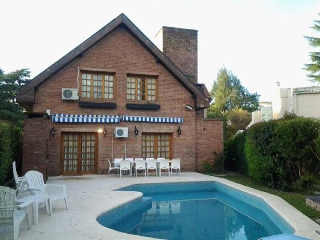 Casa en Alquiler en Los Lagartos Country Club + $16.000 de expensas