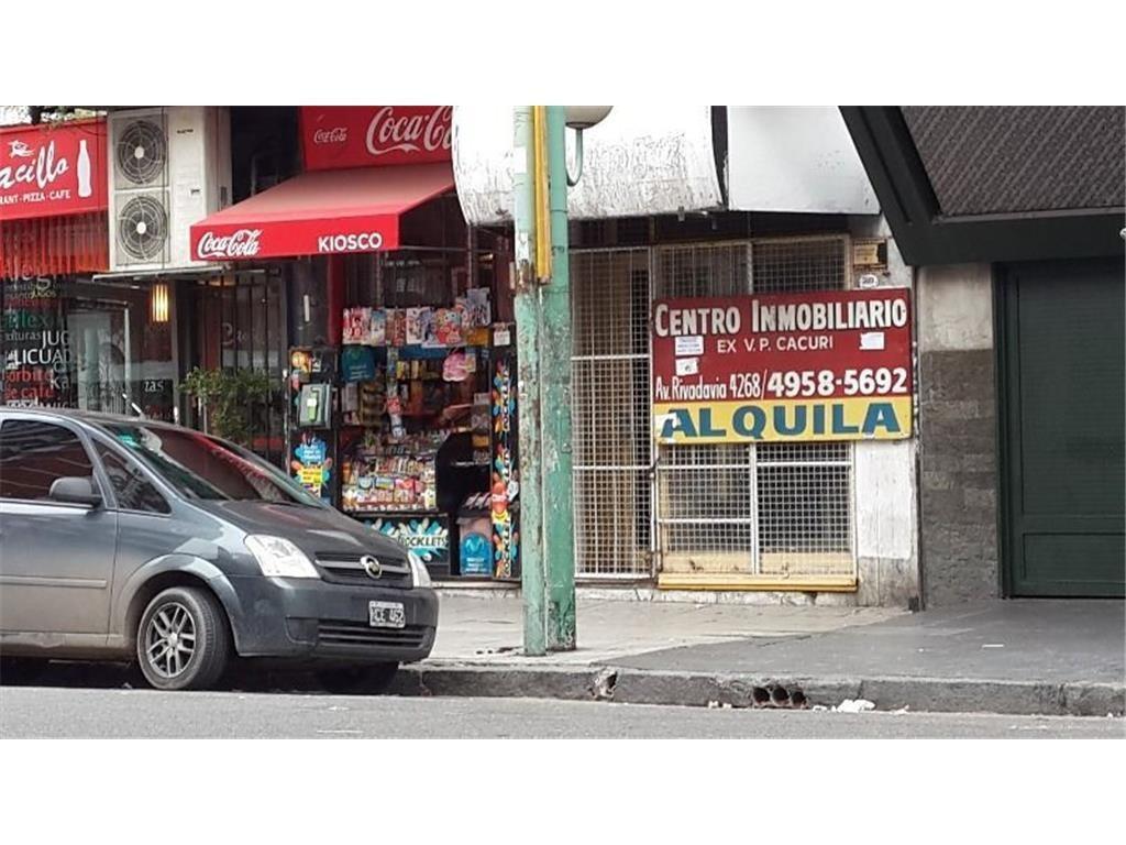 Excelente local en alquiler en Almagro.Expensas muy bajas.Ideal centro de estetica