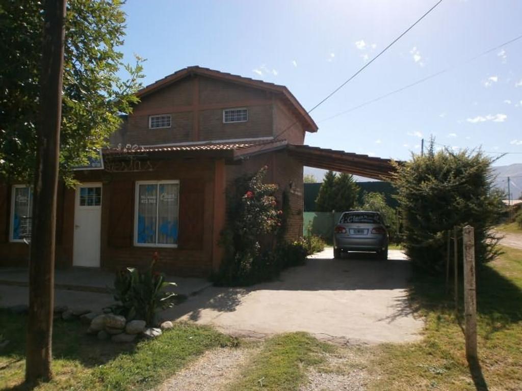 Casa a 15 cuadras de la Villa de Merlo