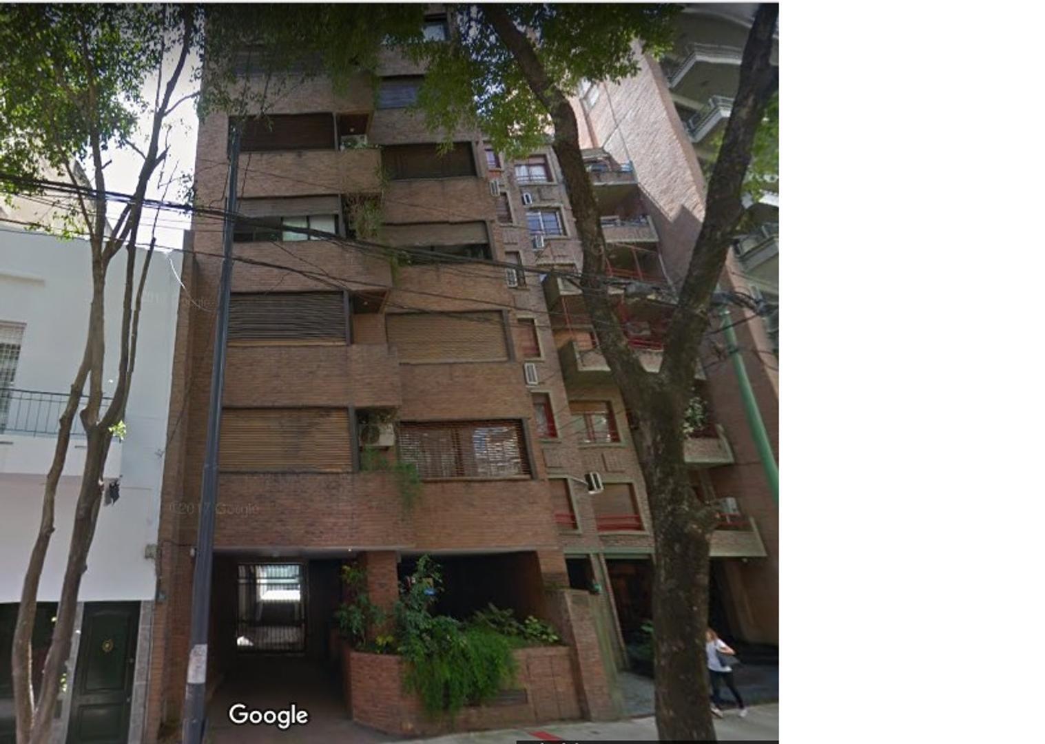 Venta duplex en pleno Cañitas 2 ambientes con cochera y baulera. APTO CREDITO.