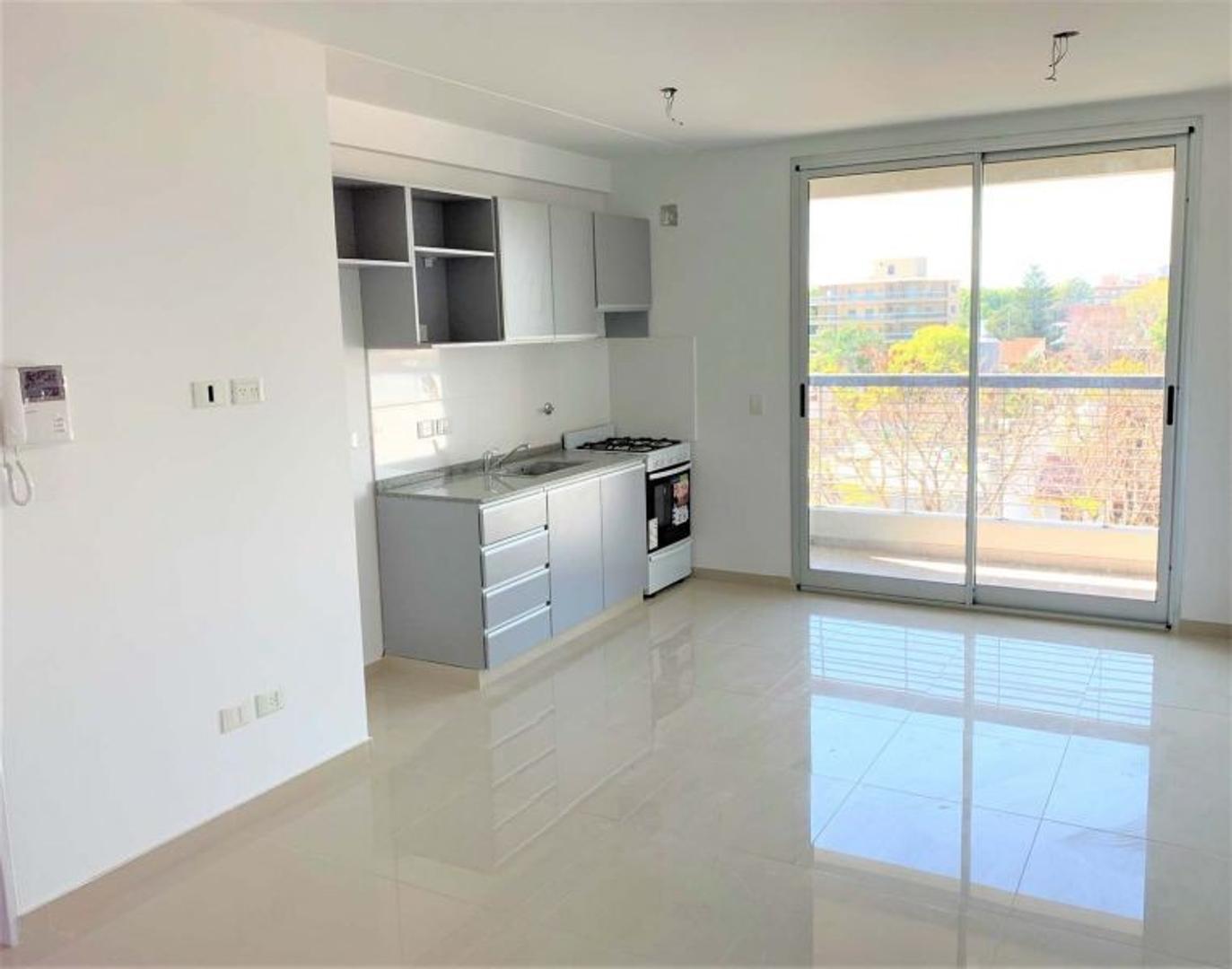Departamento - 33 m² | 1 dormitorio | A estrenar
