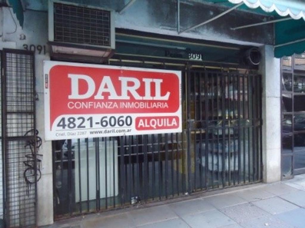ALQUILER LOCAL EN BARRIO NORTE