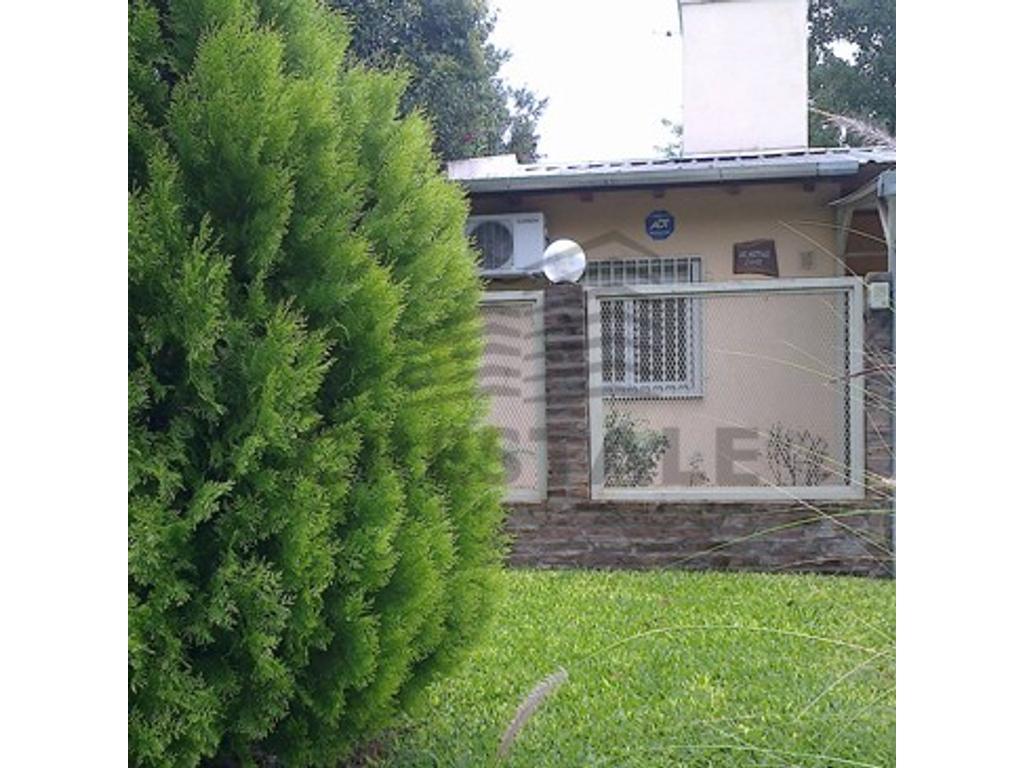 Barrio Abierta - Parada 16 - Funes - Casa 1 dormitorio a la vents