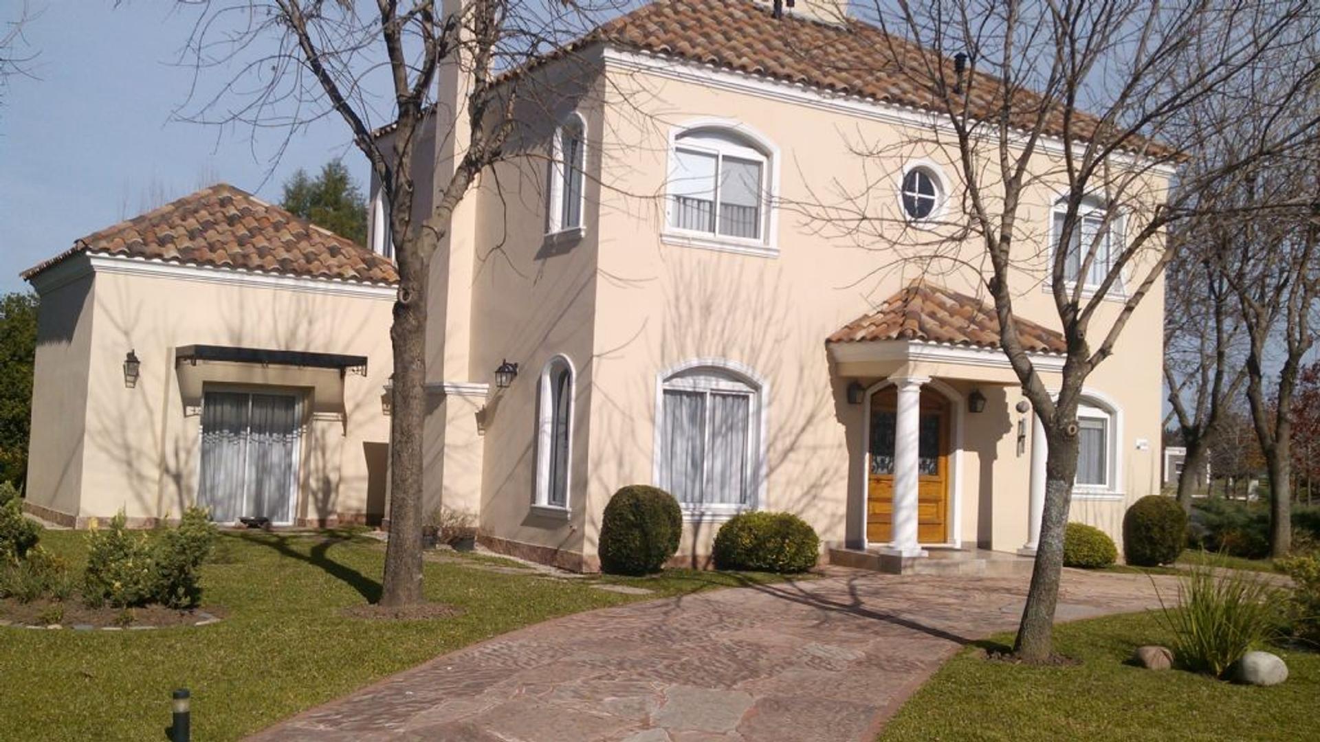 Casa en Venta San Patricio, Zona Oeste - OES0519_LP83915_3
