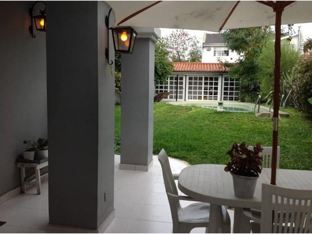 Casa en venta en Martinez