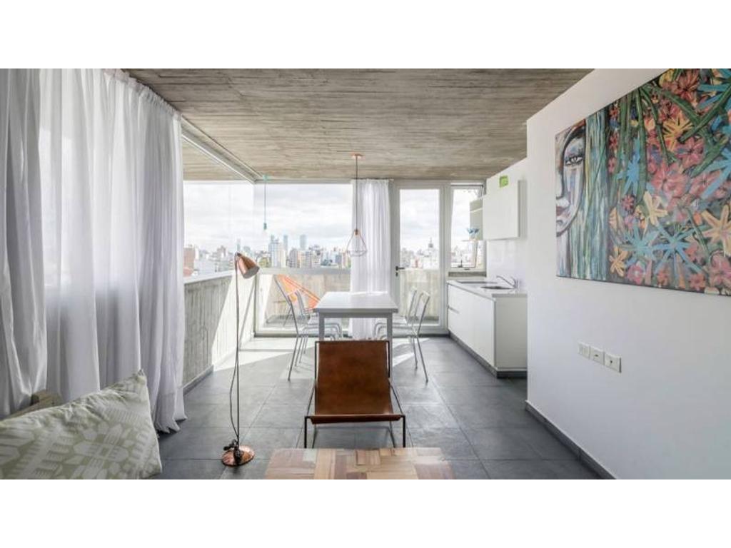 1 Dormitorio de Alto Diseño