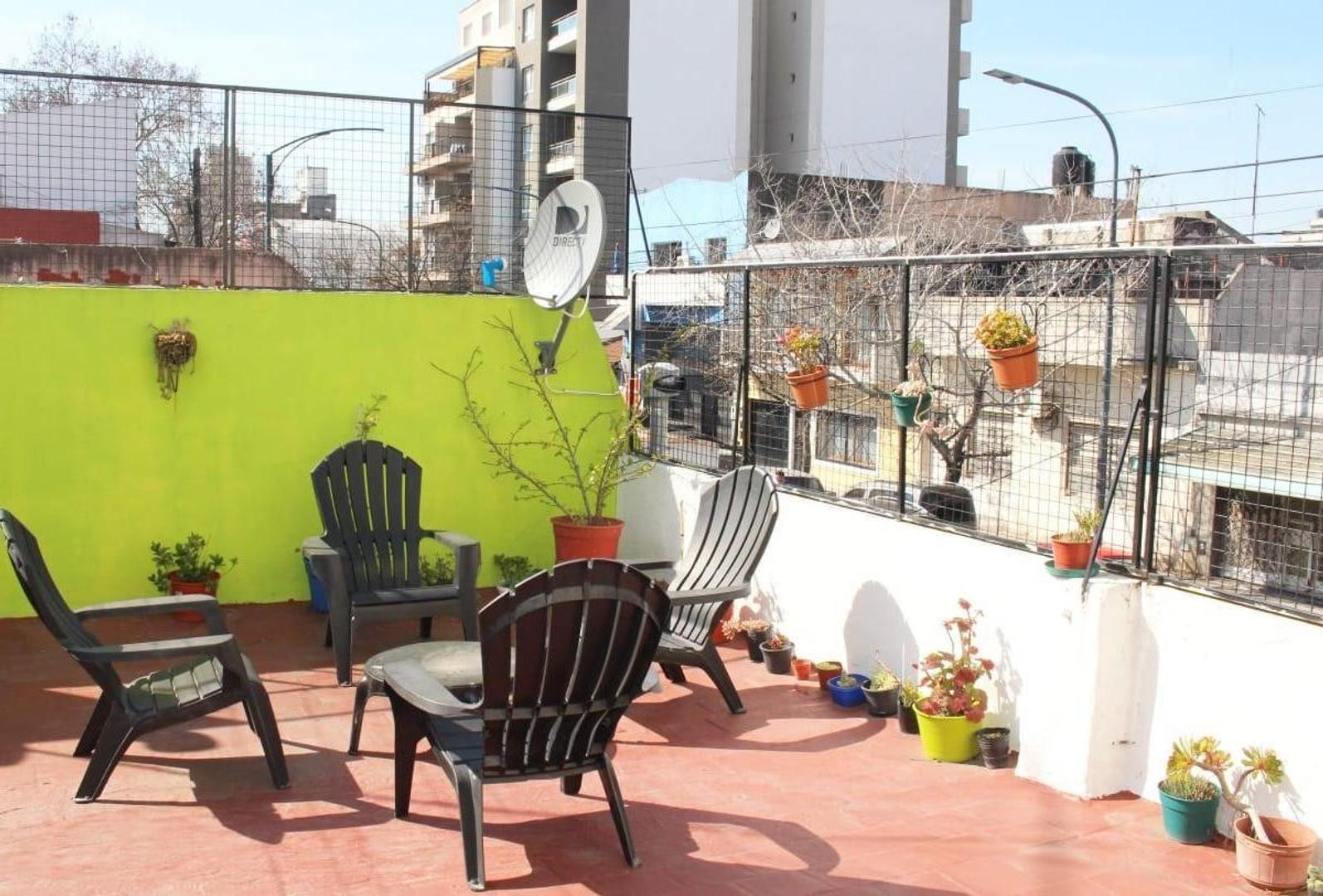 Ph en Venta en Villa Devoto - 3 ambientes
