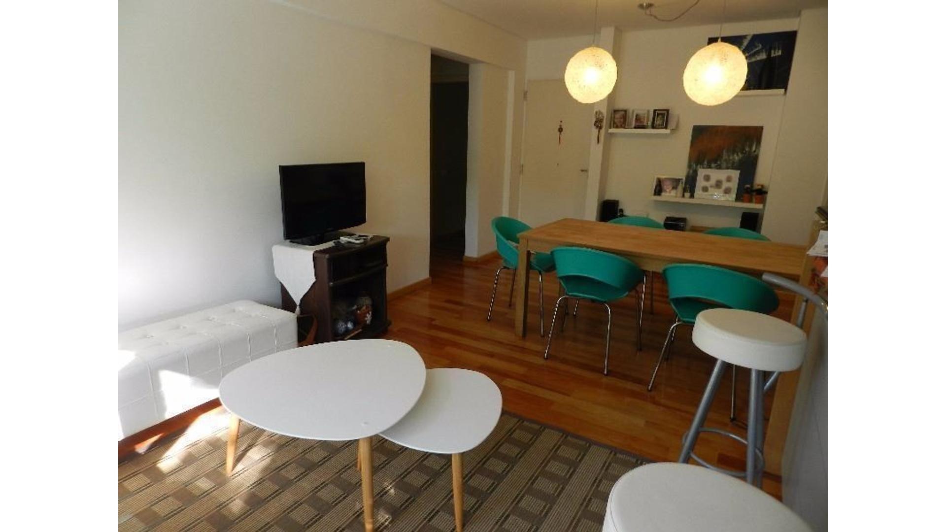 Impecable departamento y excelente ubicación! Dos dormitorios en suite!!!
