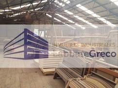 Alquiler Inmueble Industrial - 1200m2 - Villa  Lynch