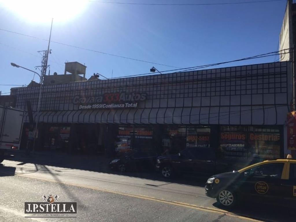 Local Comercial 1175 m² Cubiertos - Av. Crovara 333 a cuadras de Gral. Paz - La Tablada