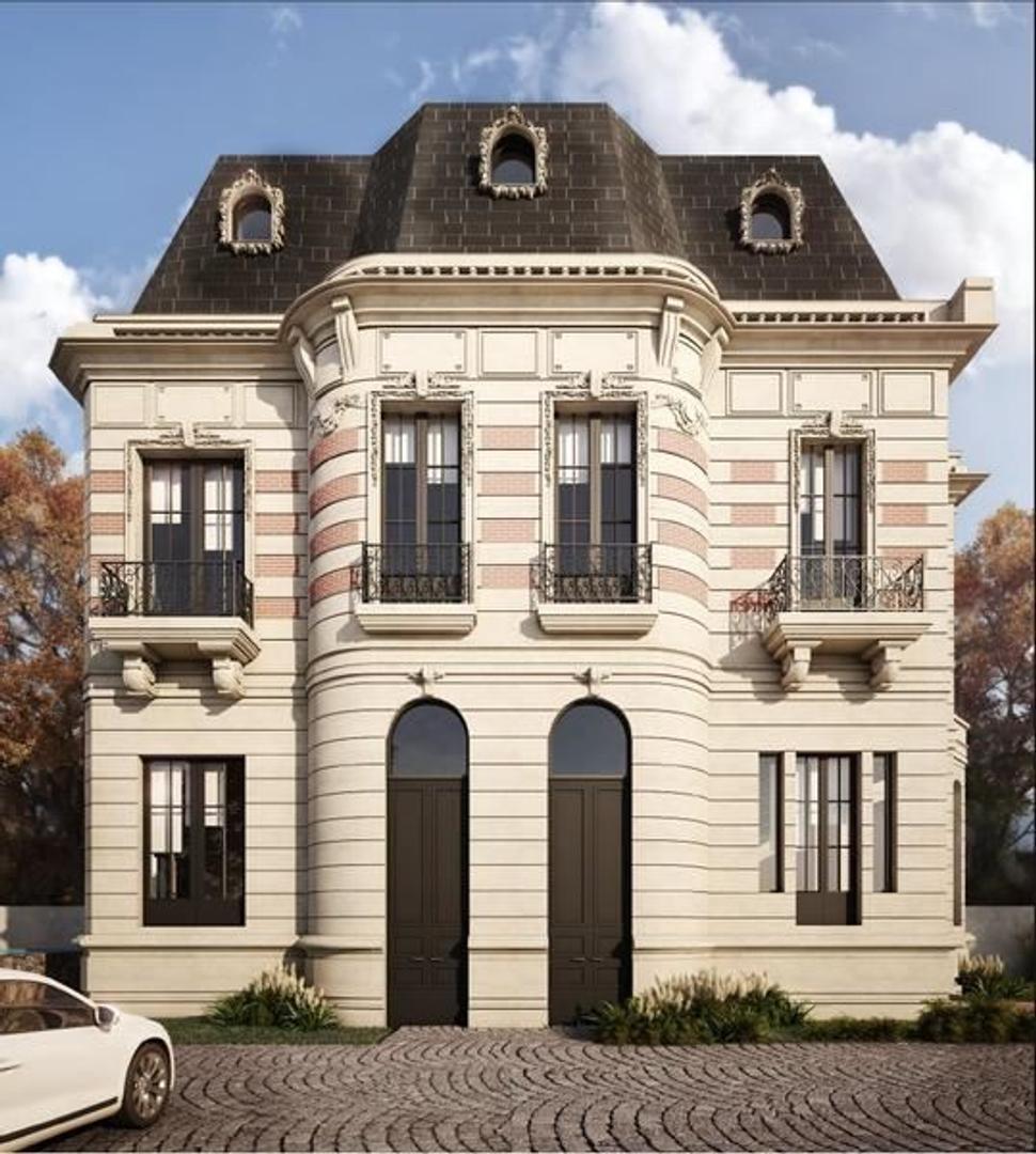 Excepcional y único departamento en el Palacio Santa Clara de Adrogué