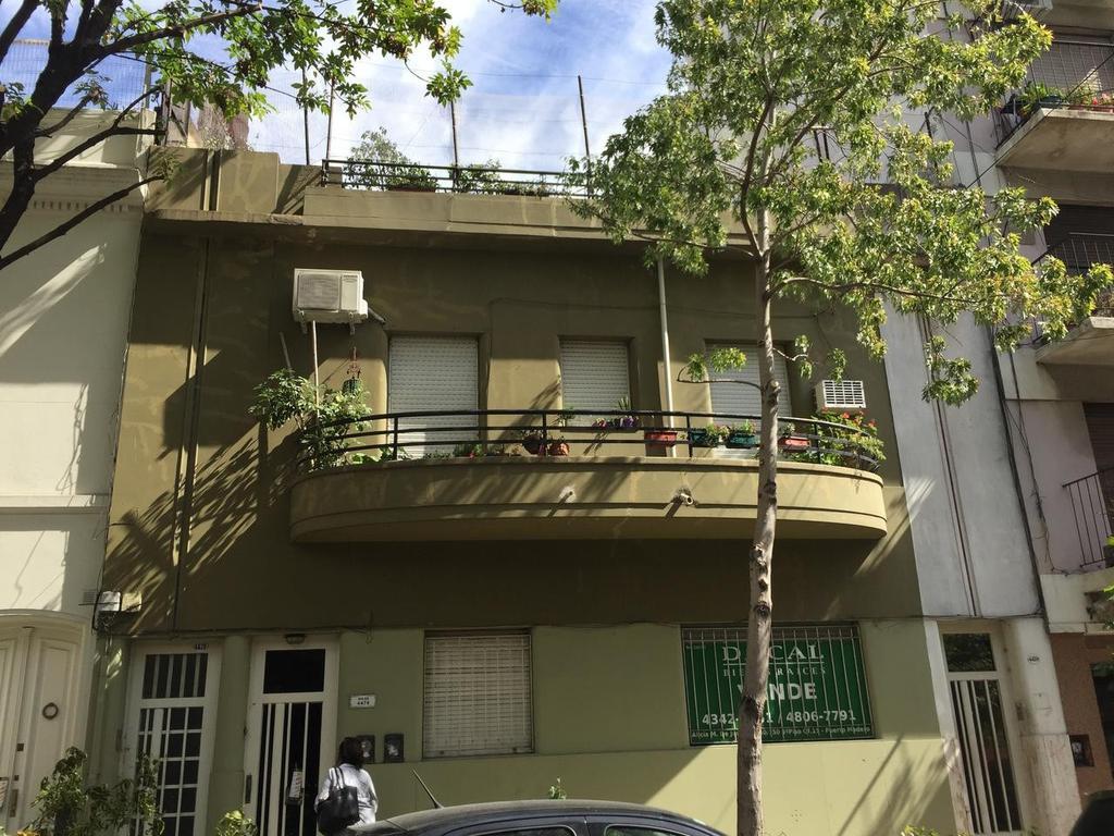 Casa en Venta  en Palermo Calle  Soler Dacal Bienes Raices