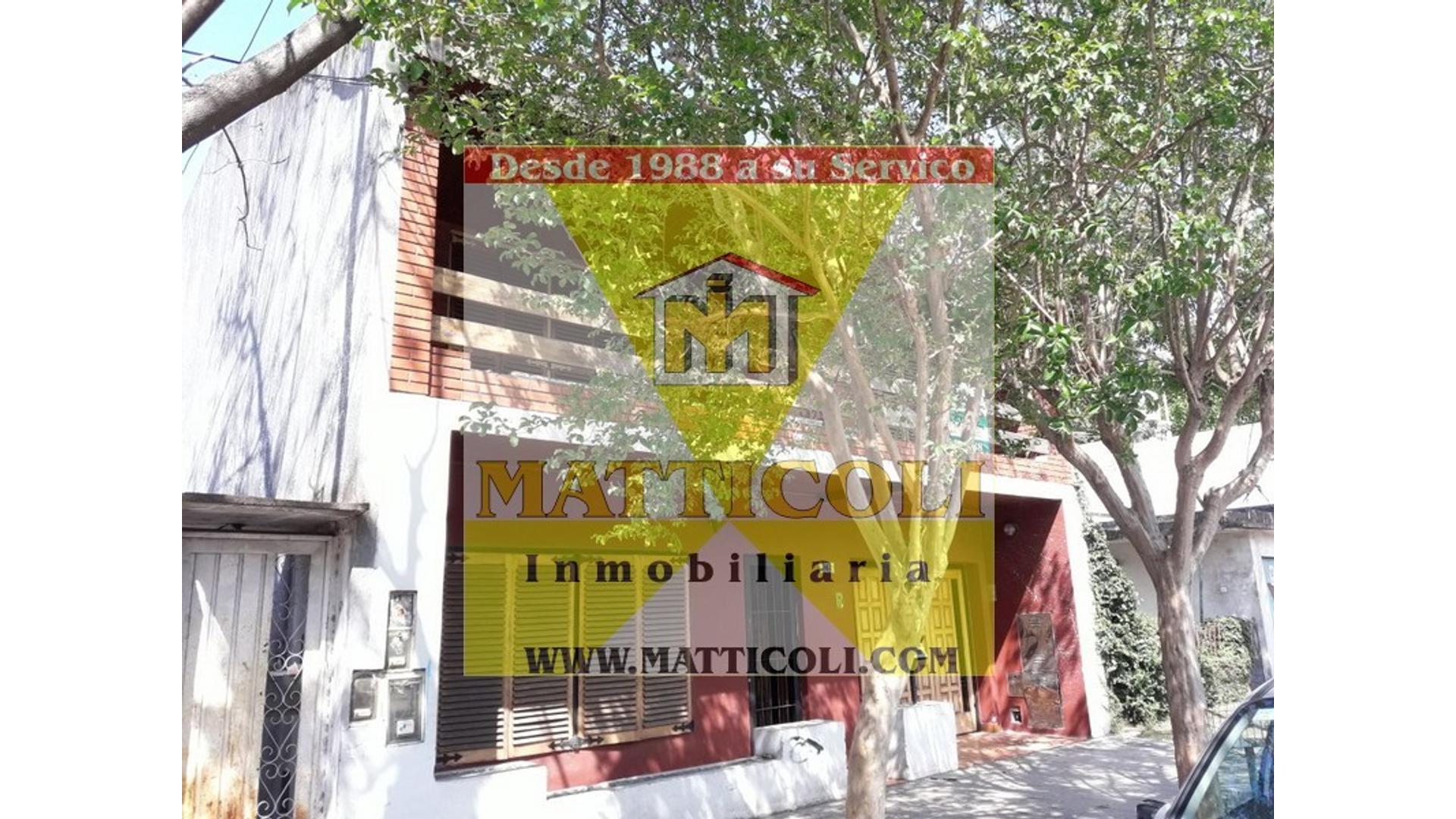VENTA PH 4 ambientes con 2 Baños y Cochera en San Andres
