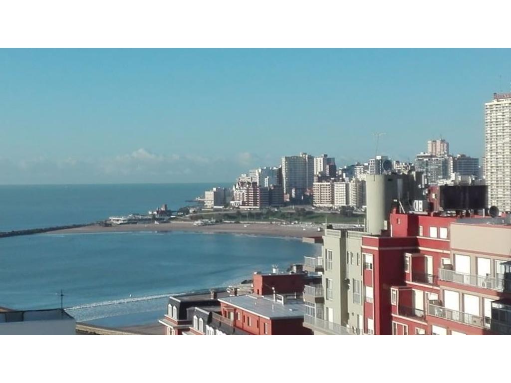 Dpto. 3 Amb a la calle c/ Balcon y Vista al Mar y a la ciudad | Apto Crédito | Oportunidad |