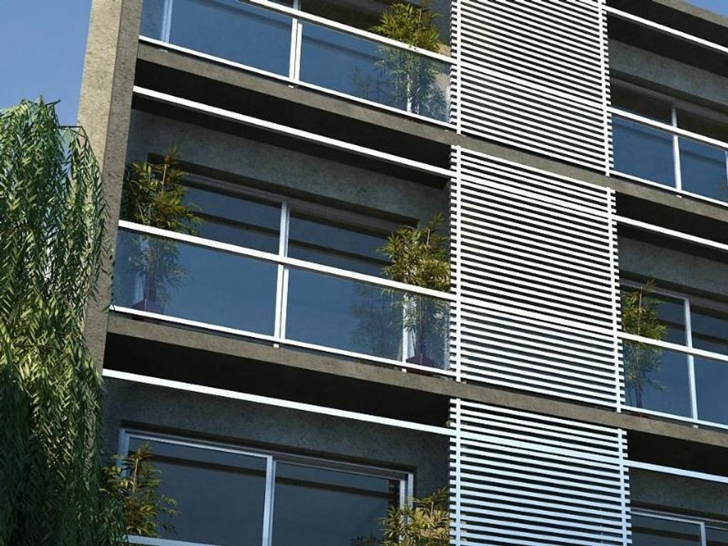 2 Ambientes con balcones