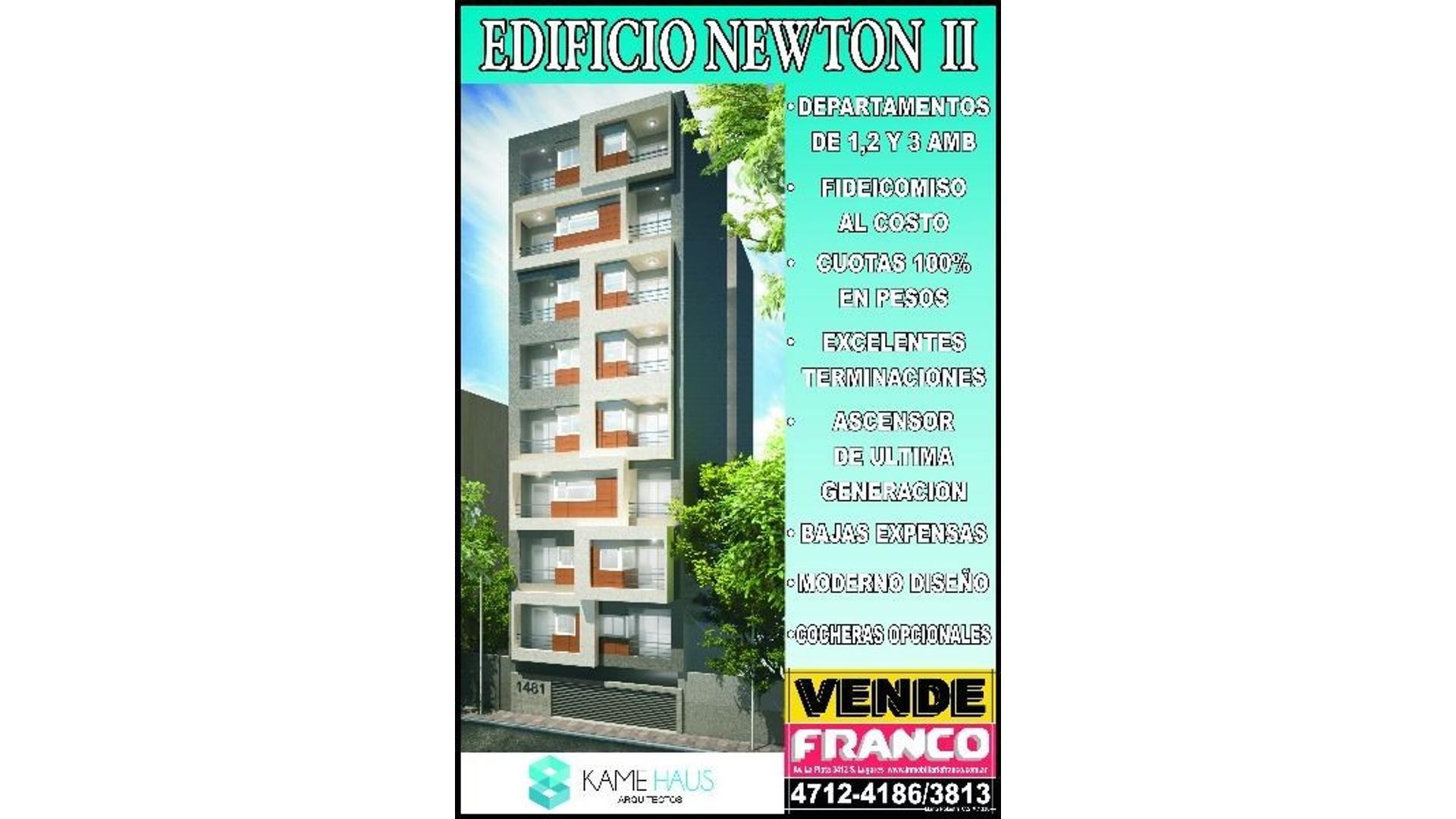 DPTOS. EN CONSTRUCCIÓN 1 AMB. DE CATEGORIA!!