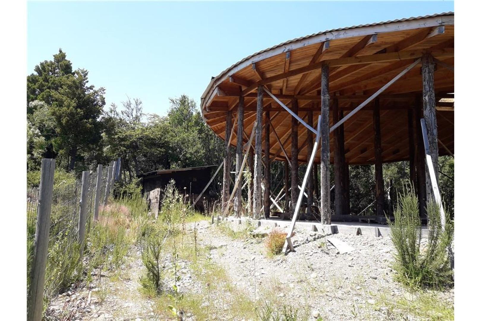 Lote con planos  aprobados, en venta en Bariloche