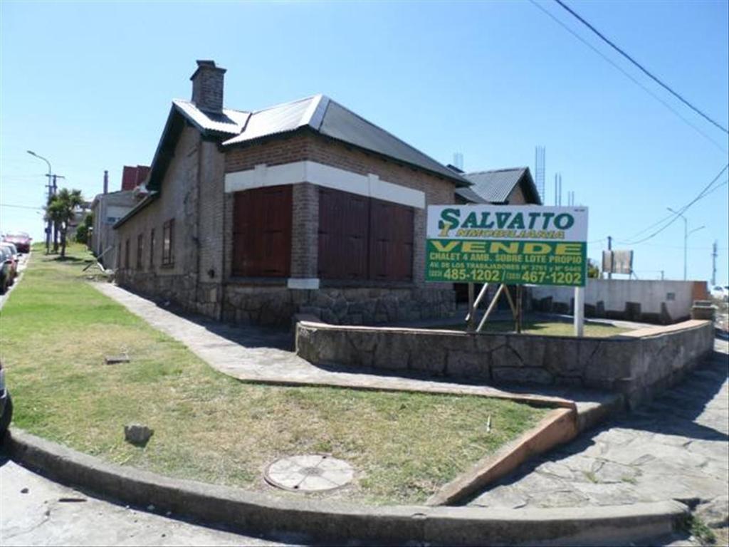 Casa en Venta de 4 ambientes en Buenos Aires, Pdo. de General Pueyrredon, Mar Del Plata, Punta Mogotes