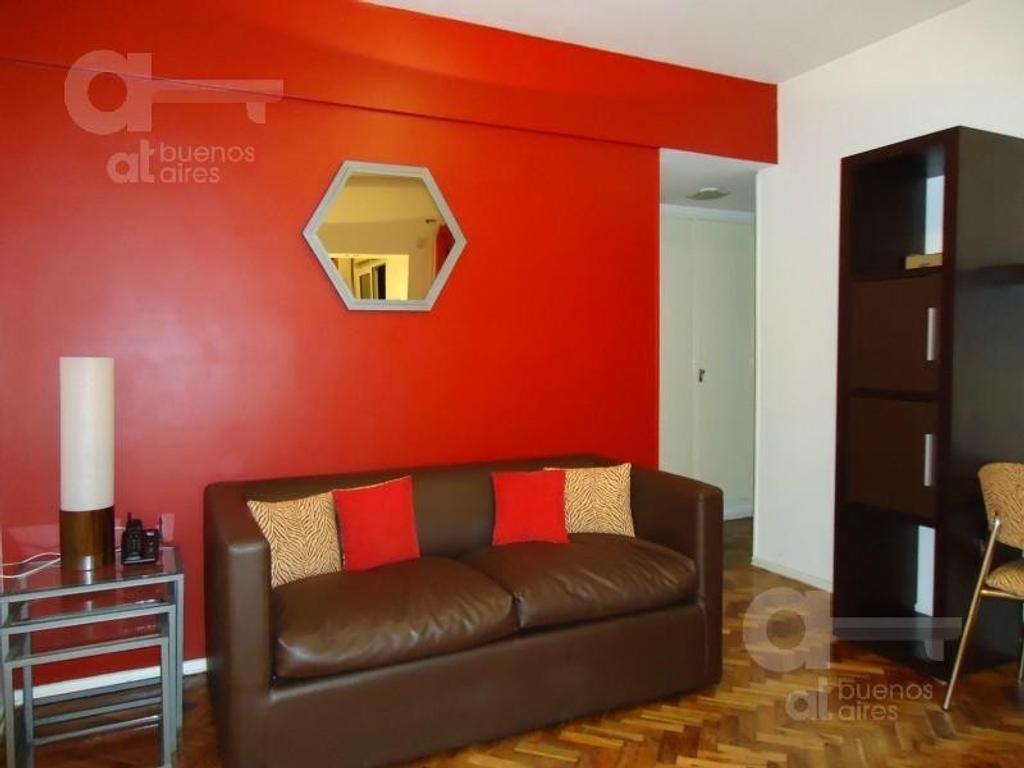 Alquiler Temporario de departamento de 2 ambientes en Palermo ideal para estudiantes!