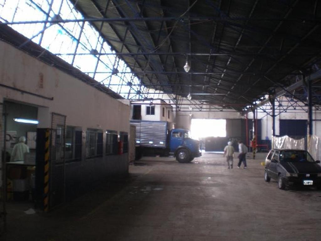 Industrial 4000 m2 una planta
