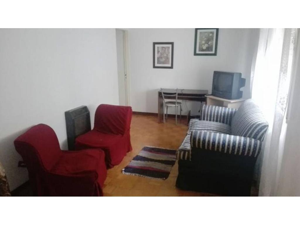 Departamento de 2 dormitorios en el centro de Rosario