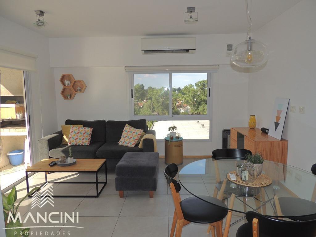 Venta - San Andres - Hermoso Departamento 2 ambientes con Cochera Doble y Balcon c/ Parrilla
