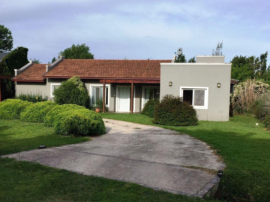 XINTEL(BRI-BR7-139047) Casa - Venta - Argentina, Pilar - ALTOS DE MANZANARES I 100
