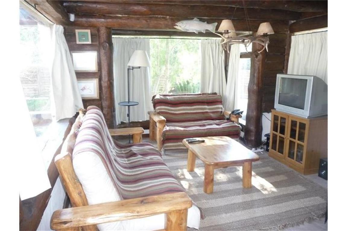 Cabaña alquiler temporario en Bariloche cerca lago