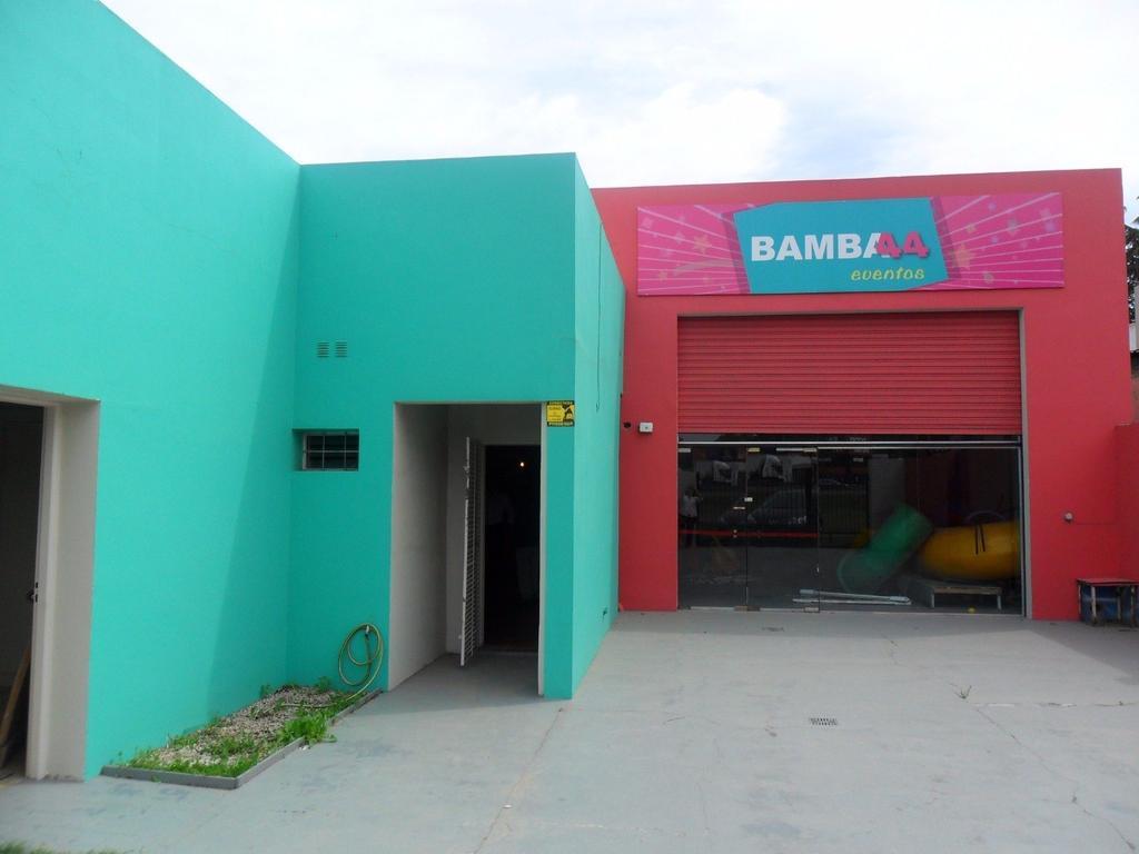 Galpon Panamericana