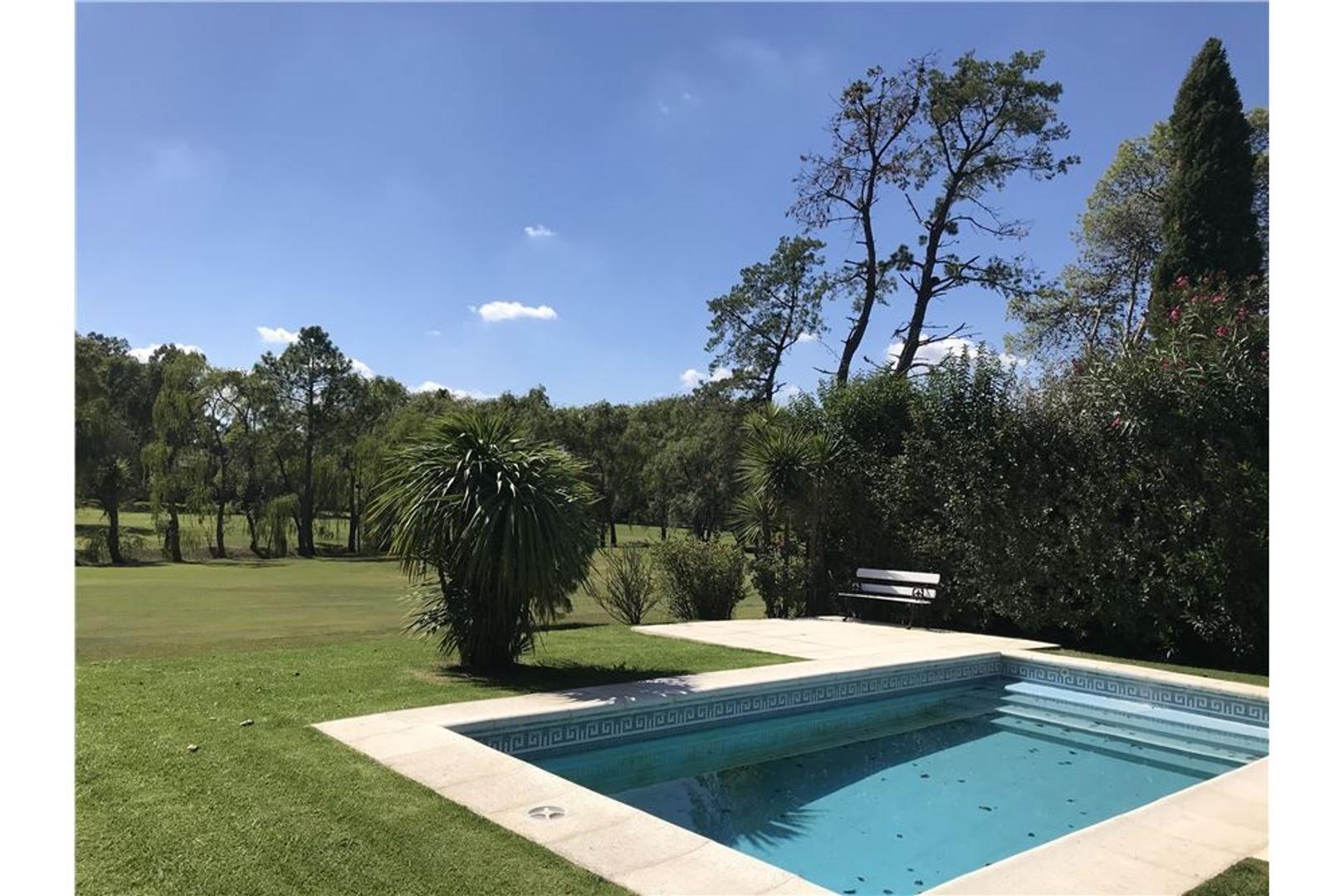 Venta Casa 4amb Jardin c/vista cancha Golf - Pilar - Foto 17