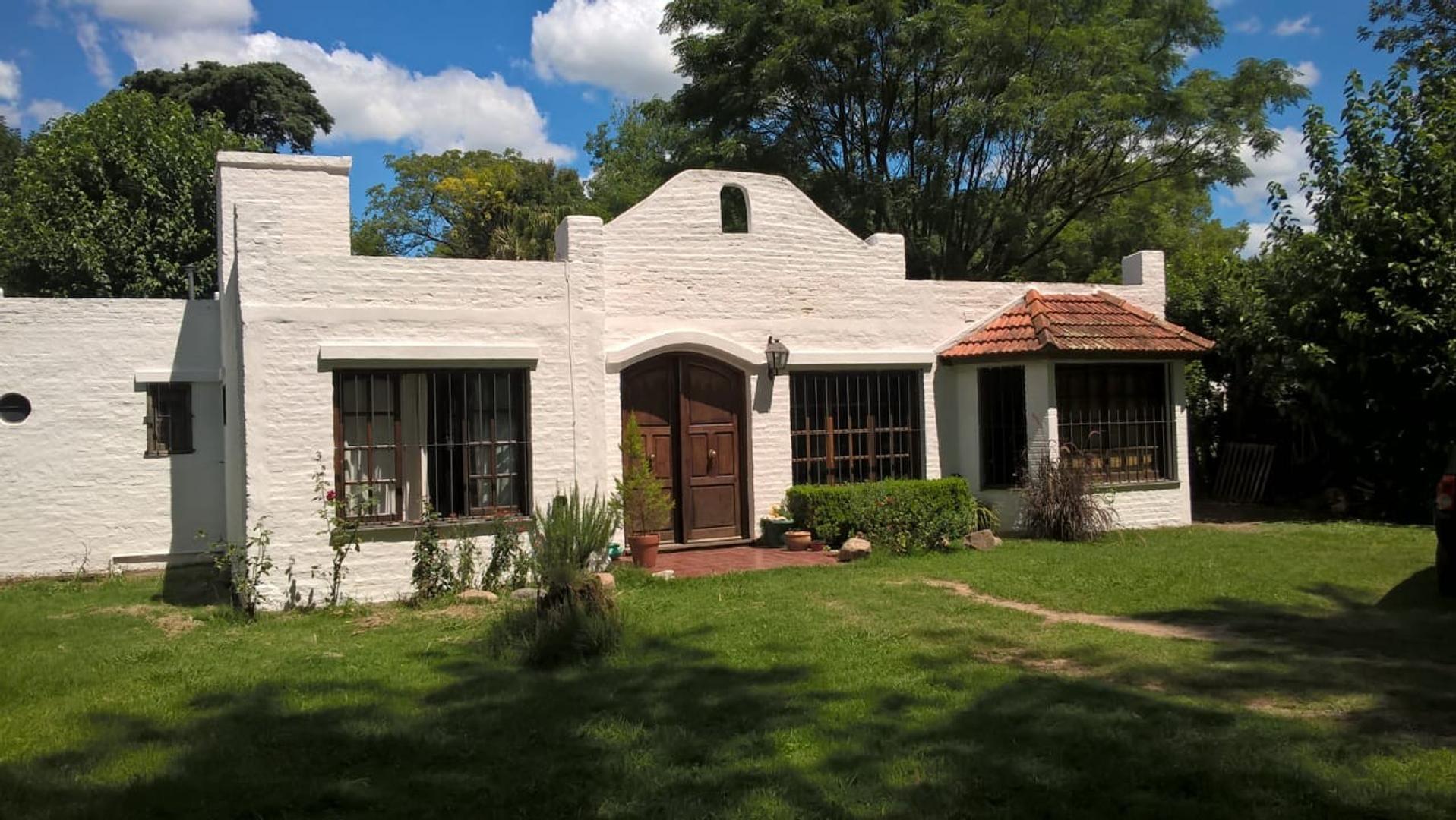 Casa en Venta en La Lonja - 3 ambientes