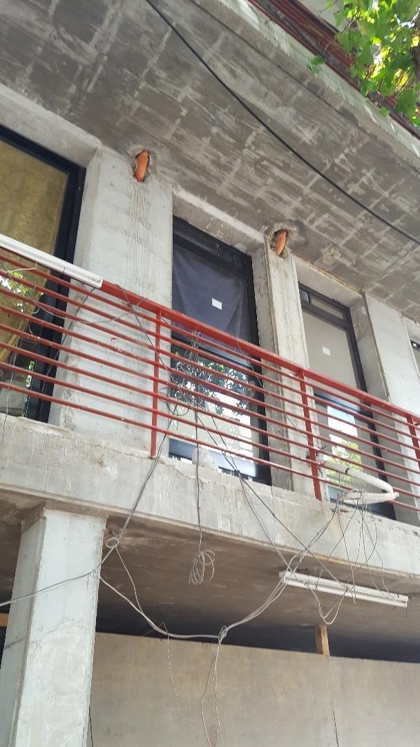 Departamento en venta en Rodriguez 400, Rosario. Cerca Facultad de Medicina. En construcción.