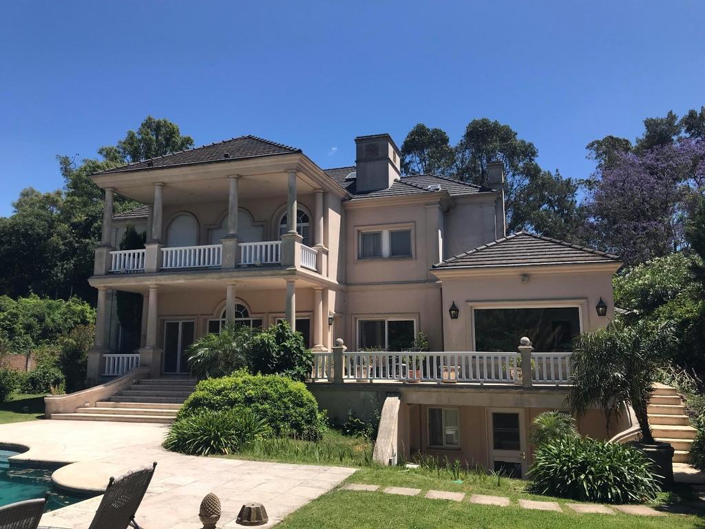 Imponente Casa - El talar de Pacheco