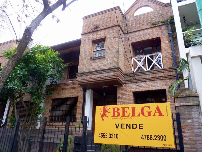 Casa - 5 dormitorios - 2 cocheras - Jardin - Piscina - Belgrano