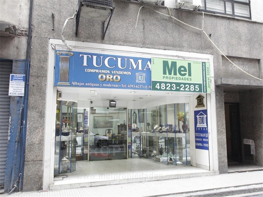 Excelente Local Comercial en alquiler -  Zona centro