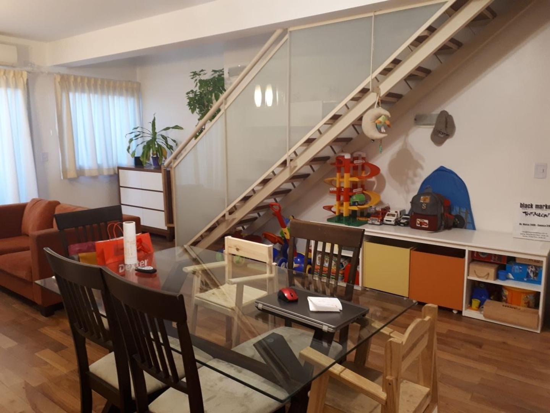 Departamento En Venta 4 Amb en duplex C/terraza Cochera balcon apto credito exc construccion