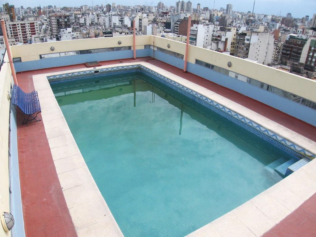 2 Ambientes - Pileta - Confitería - Conserjería - Tipo Apart Hotel