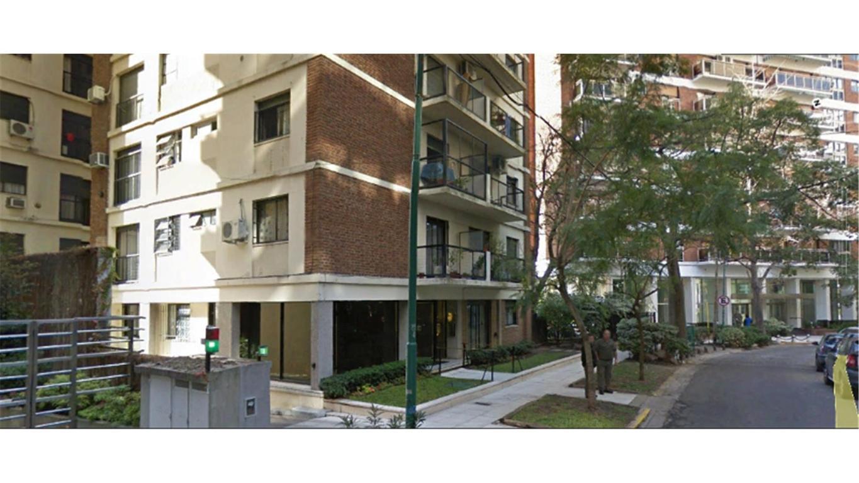 Tres ambientes amplio sobre Rosales, 76 m2 al frente.