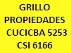 GRILLO PROPIEDADES