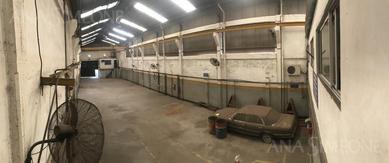 Galpón de 500 m2 cubiertos