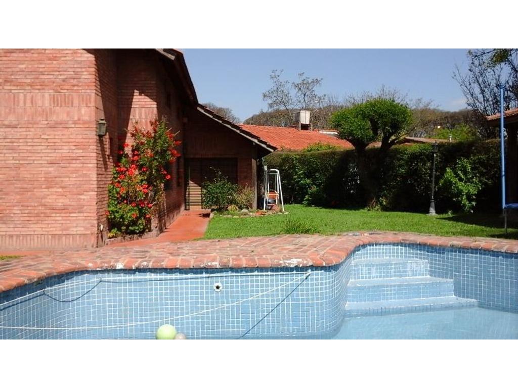 Casa en venta en aviador j newbery 700 ciudad jardin del for Casas en ciudad jardin