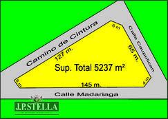 Fracción Industrial/Comercial – Salida a 4 Calles – Camino de Cintura 2000 esq. Venezuela