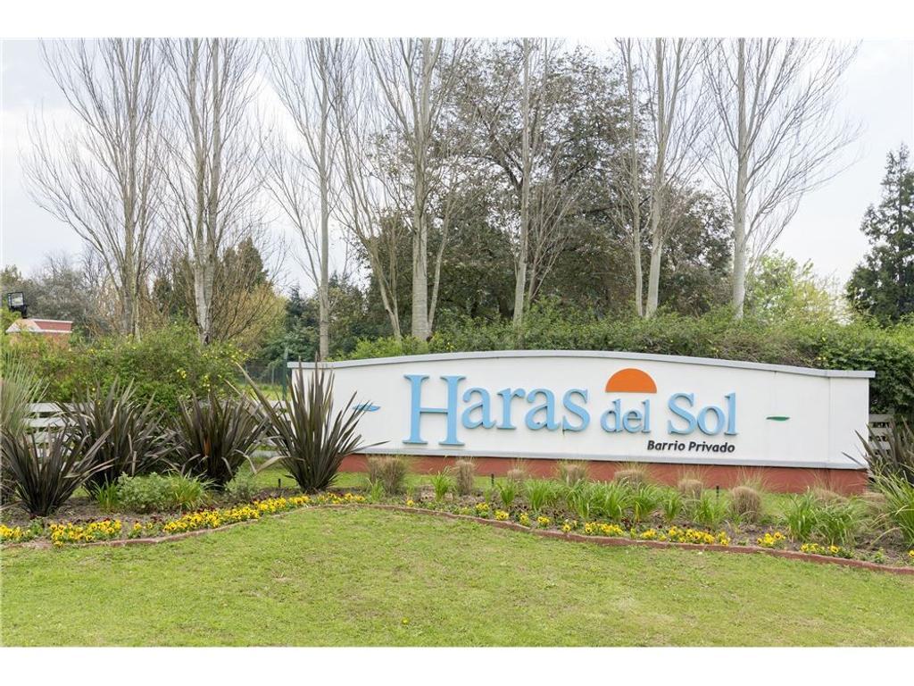 Excelente lote en Haras del Pilar, ruta 25 Km 7,5
