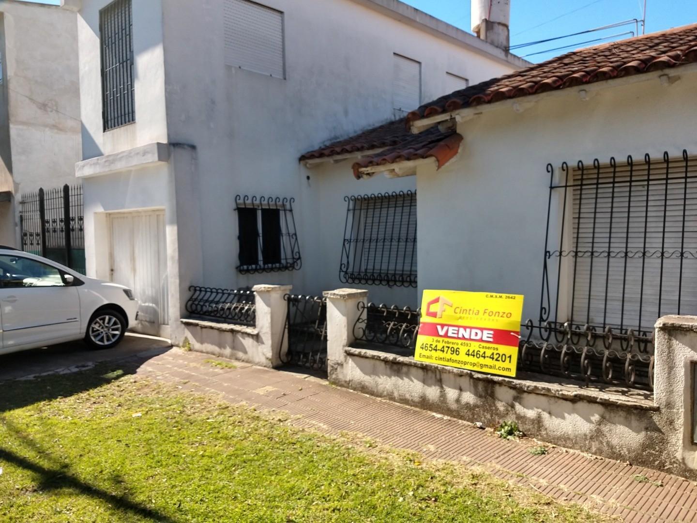 Casa en Venta en Caseros - 4 ambientes