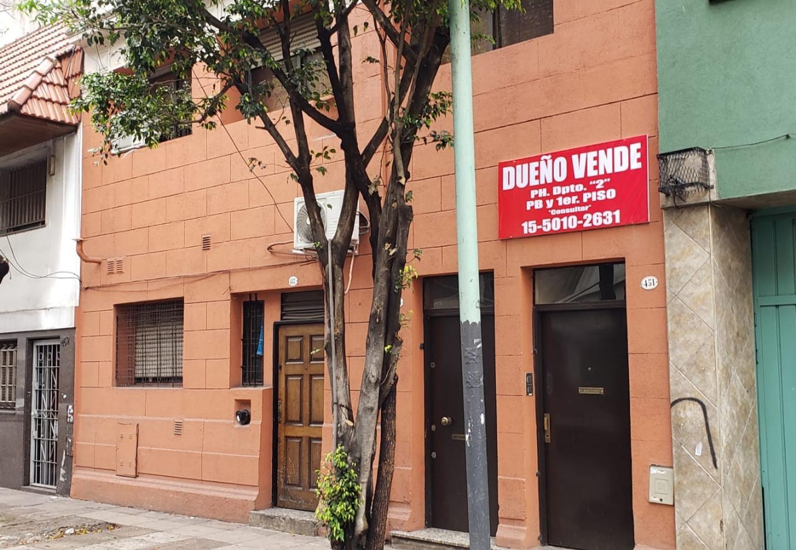 Ph en Venta en San Cristobal - 5 ambientes