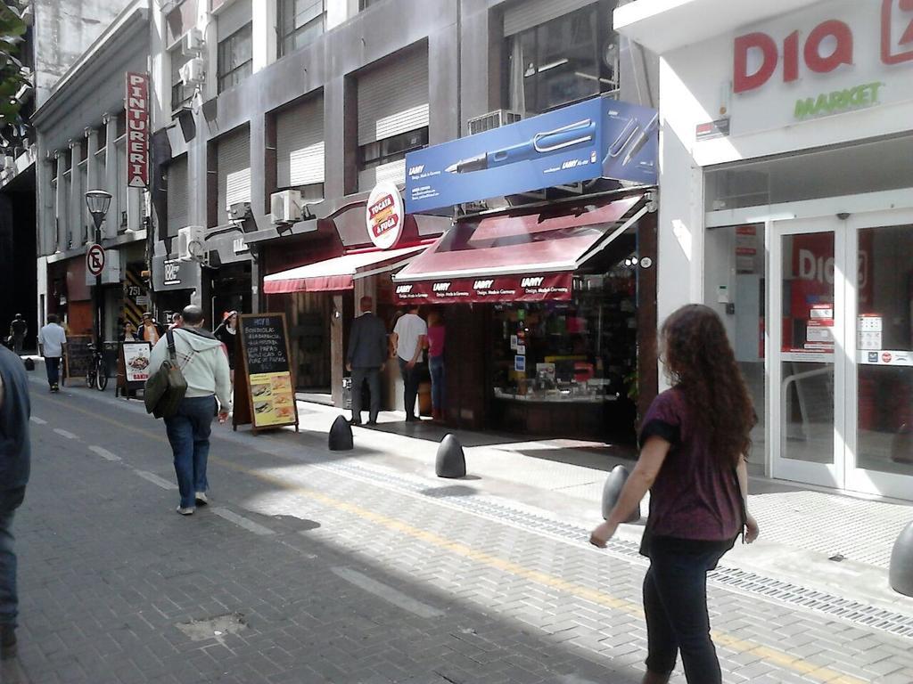 Suipacha y Cordoba - Dueño alquila oficina