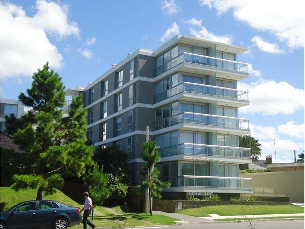 Ph. Edificio Altos del Plata. Living/Comedor. 1 dormitorio(s) 1 con placard. 1 baño(s). En sem...