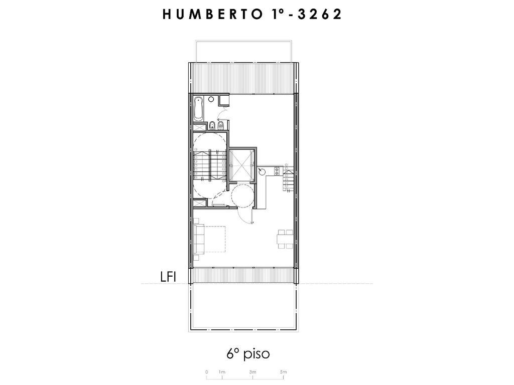HUMBERTO PRIMO 3262 CON DEMOLICIÓN