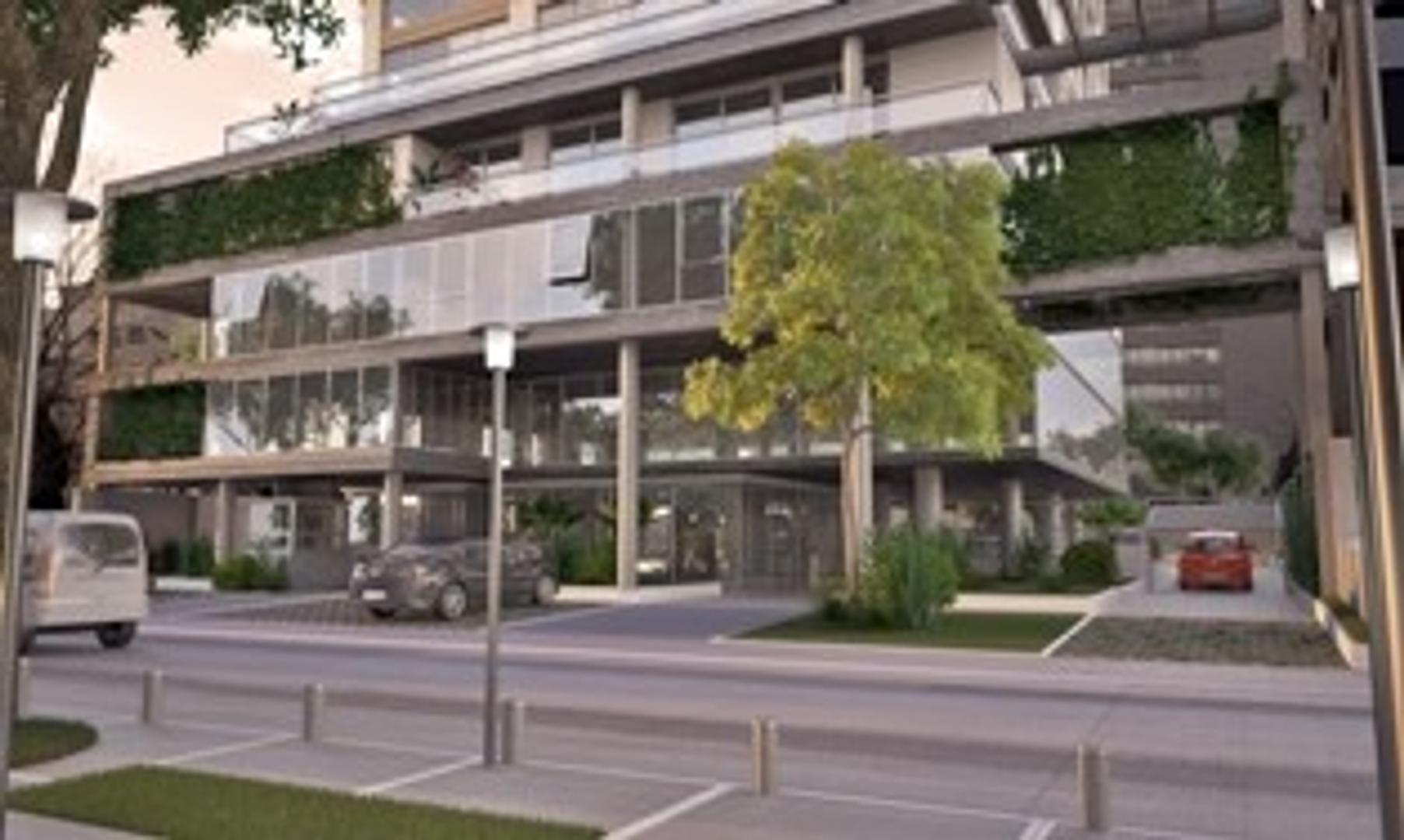 Oficina - Alquiler - Argentina, Vicente López - Boulevard Camacua  AL 400