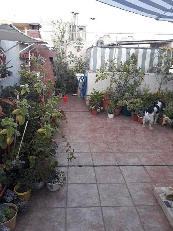 EXCELENTE DEPARTAMENTO 2 AMB. CONTRAFRENTE CON BALCÓN Y GRAN TERRAZA PROPIA CON QUINCHO Y PARRILLA